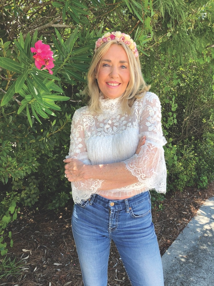 Editor in Chief Lisa Marie Burwell