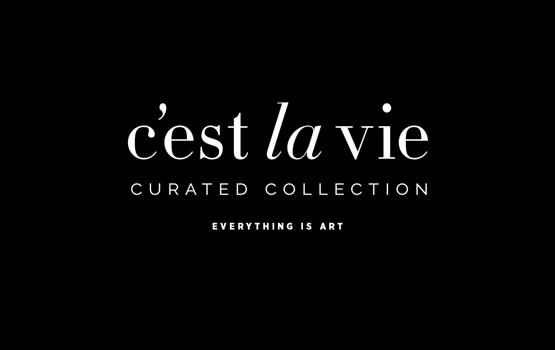 VIE Magazine C'est la VIE Curated Collection