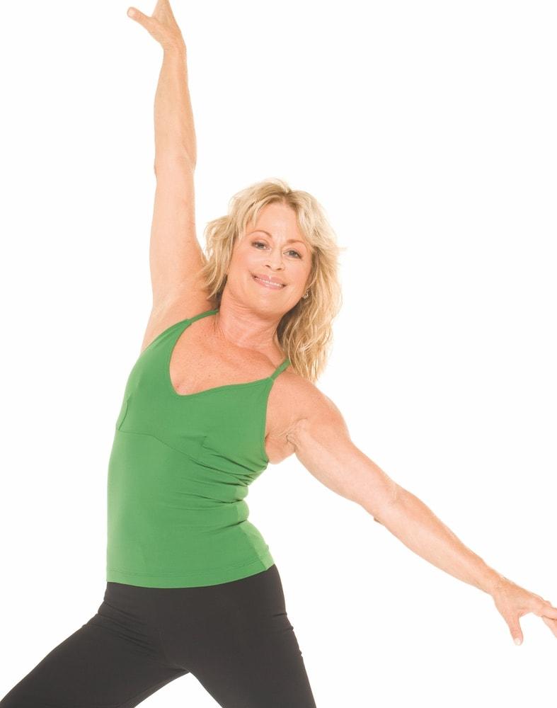Pilates instructor and choreographer Mari Winsor