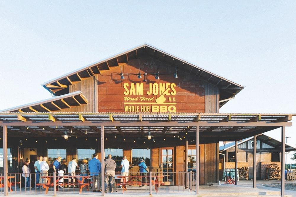 Sam Jones BBQ, Sam Jones Whole Hog BBQ
