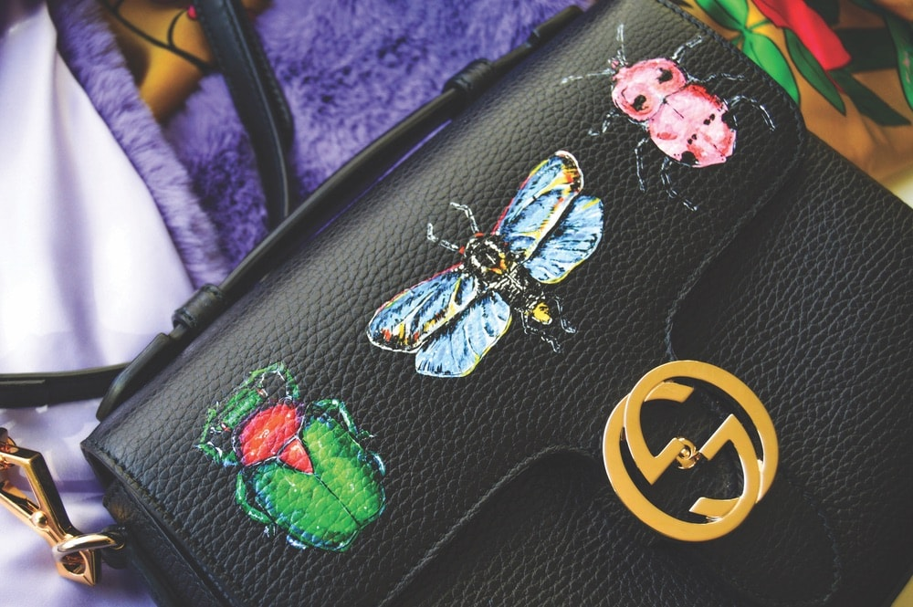 Zavala Bespoke Designs, Gucci