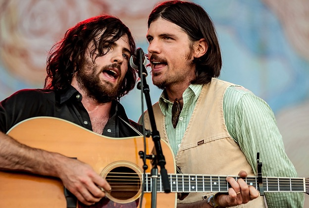 Avett Brothers Drive-in Concert 2020