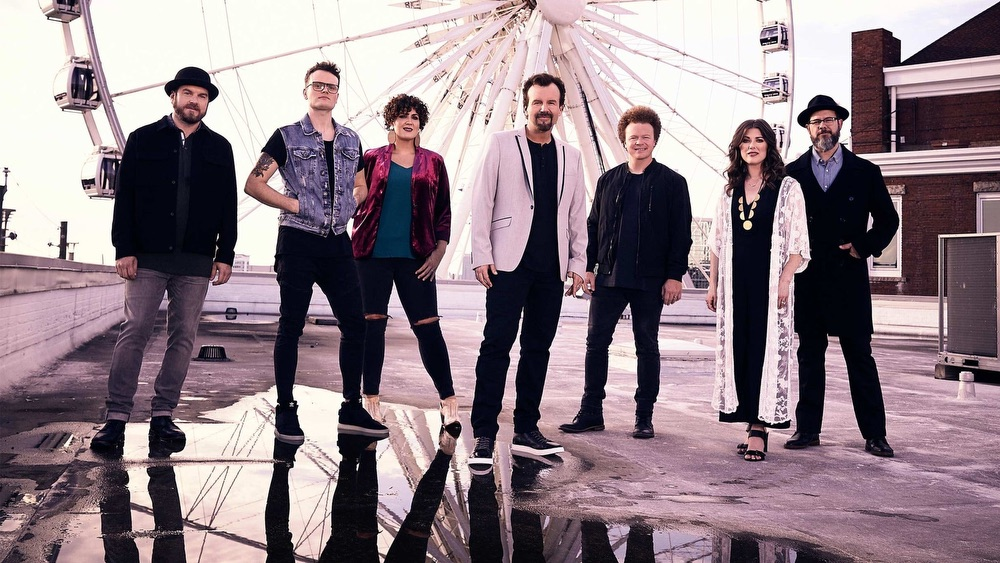 Casting Crowns Band Drive-in Concert 2020