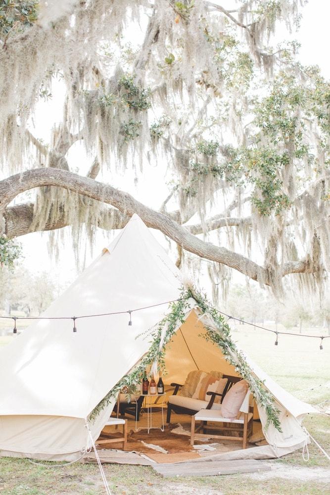 Sarahdipity Photos, Fancy Camps, Curate & Co., Luna Nuda Wines