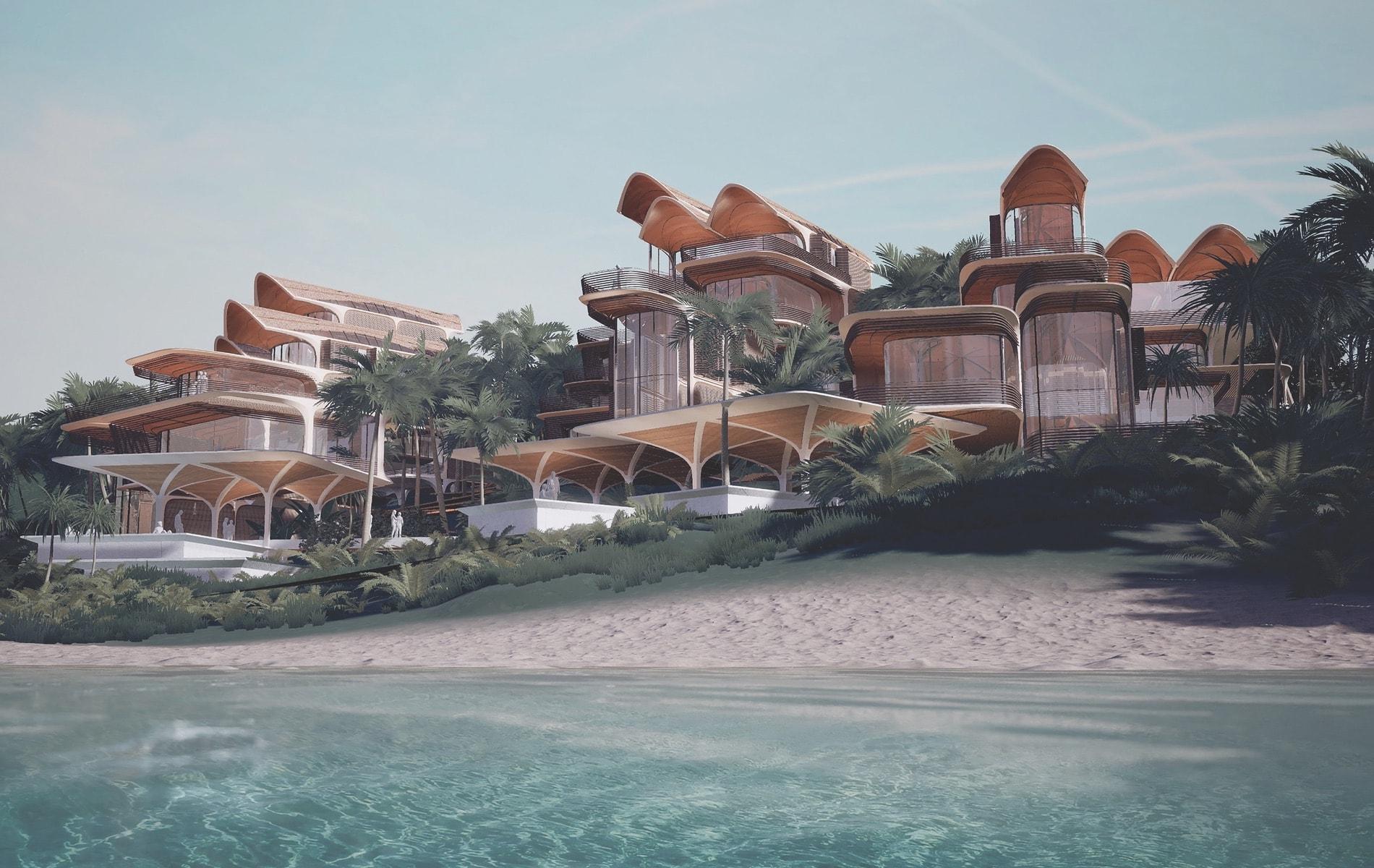 Zaha Hadid Architects, Zaha Hadid, VIE Magazine Le Monde Department Page