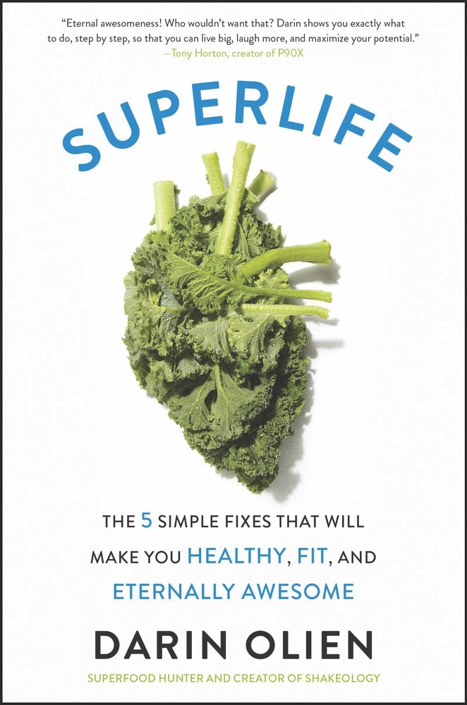 SuperLife by Darin Olien, VIE Staff Book Recommendations, Summer Reading, Jordan Staggs