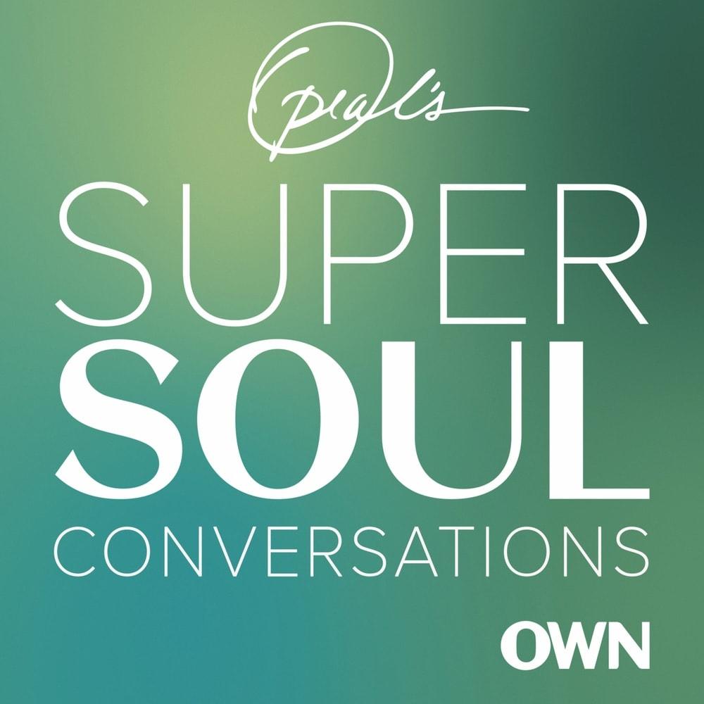 Oprah's SuperSoul Conversations, Oprah's SuperSoul Conversations Podcast, VIE Staff Podcast Recommendations, VIE Magazine Podcast Recommendations, Podcast Recommendations
