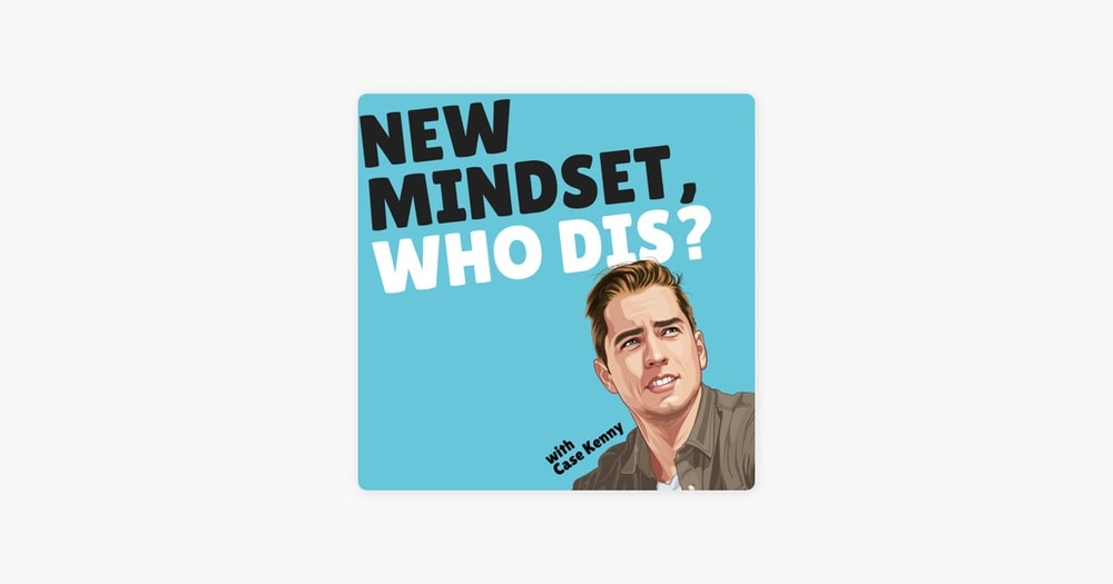 New Mindset, Who Dis Podcast, VIE Staff Podcast Recommendations, VIE Magazine Podcast Recommendations, Podcast Recommendations