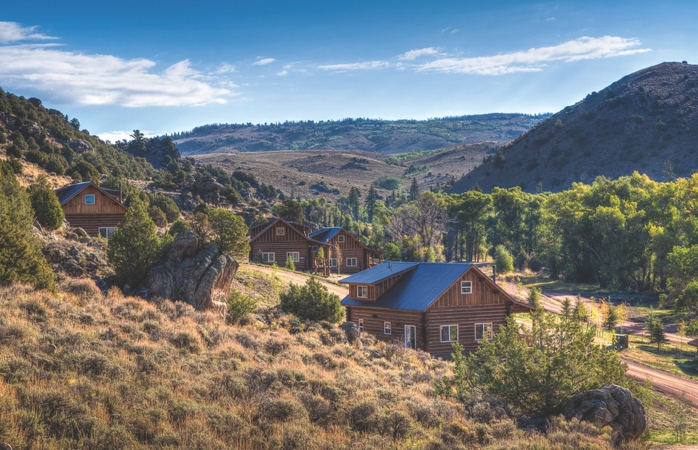 Go West to Brush Creek Ranch