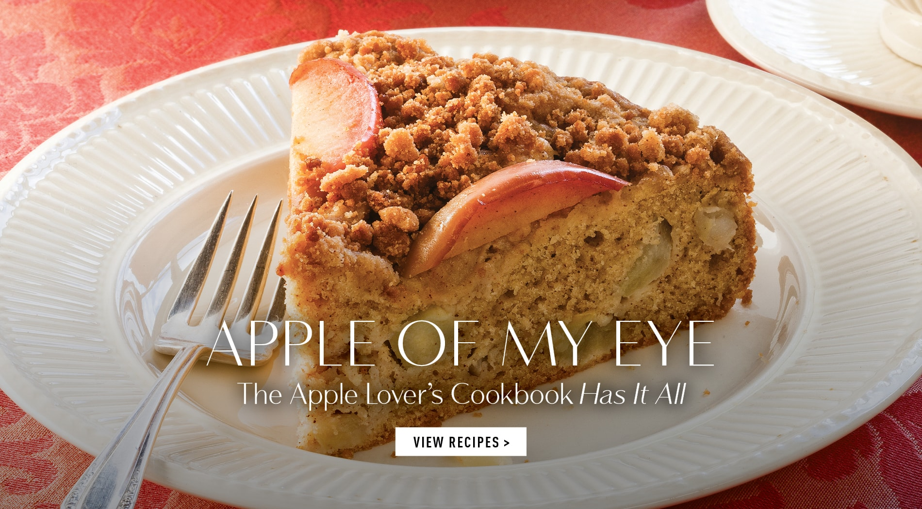 Apple Lovers Cookbook by Amy Traverso