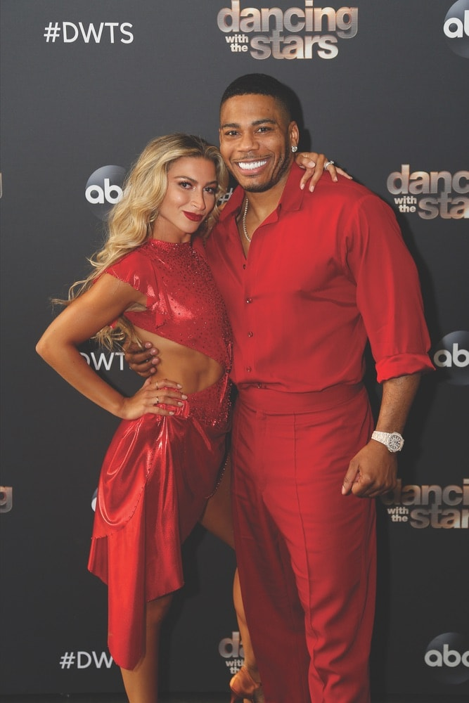 Daniella Karagach, Nelly, ABC, Dancing with the Stars