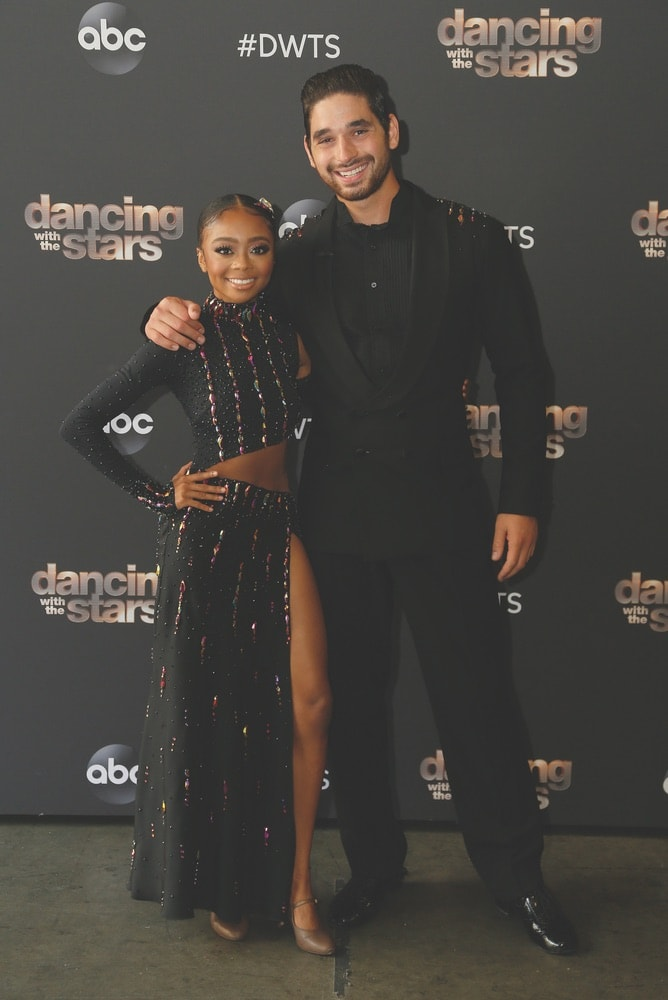 Skai Jackson, Alan Bersten, ABC, Dancing with the Stars