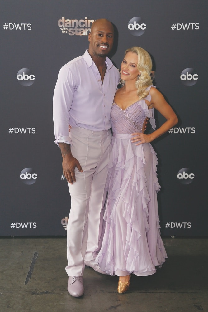 Vernon Davis, Peta Murgatroyd, ABC, Dancing with the Stars