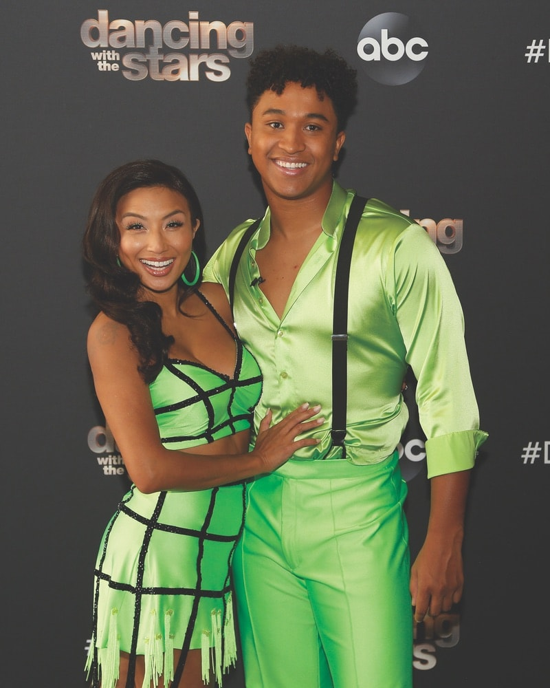 Jeannie Mai, Brandon Armstrong, ABC, Dancing with the Stars
