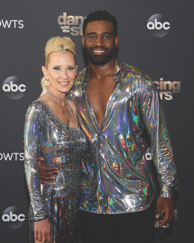 Anne Heche, Keo Motsepe, ABC, Dancing with the Stars