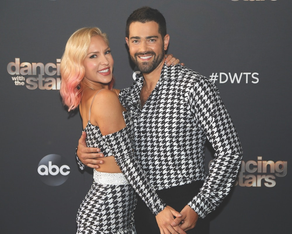 Sharna Burgess, Jesse Metcalfe, ABC, Dancing with the Stars