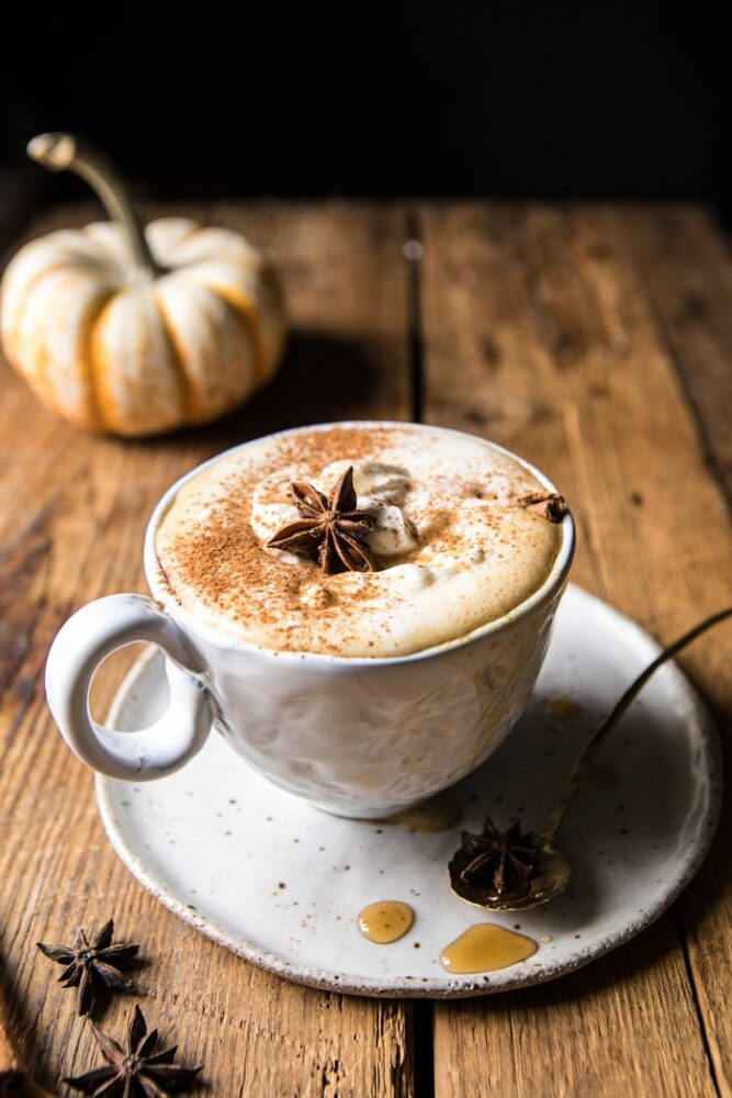 Half Baked Harvest Spiced-Pumpkin-Maple-Latte