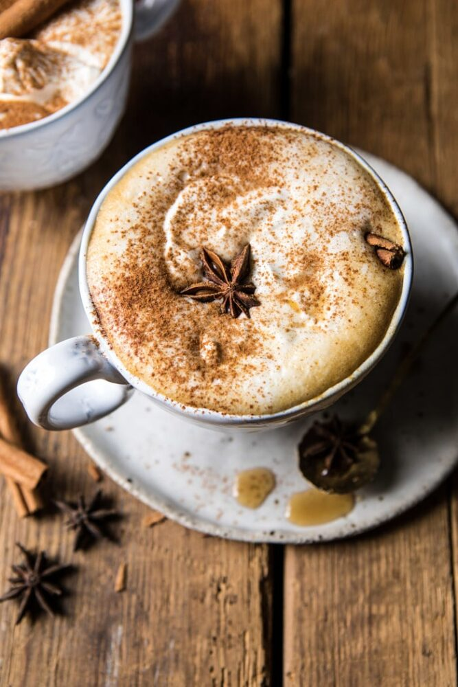 Half Baked Harvest -Spiced-Pumpkin-Maple-Latte