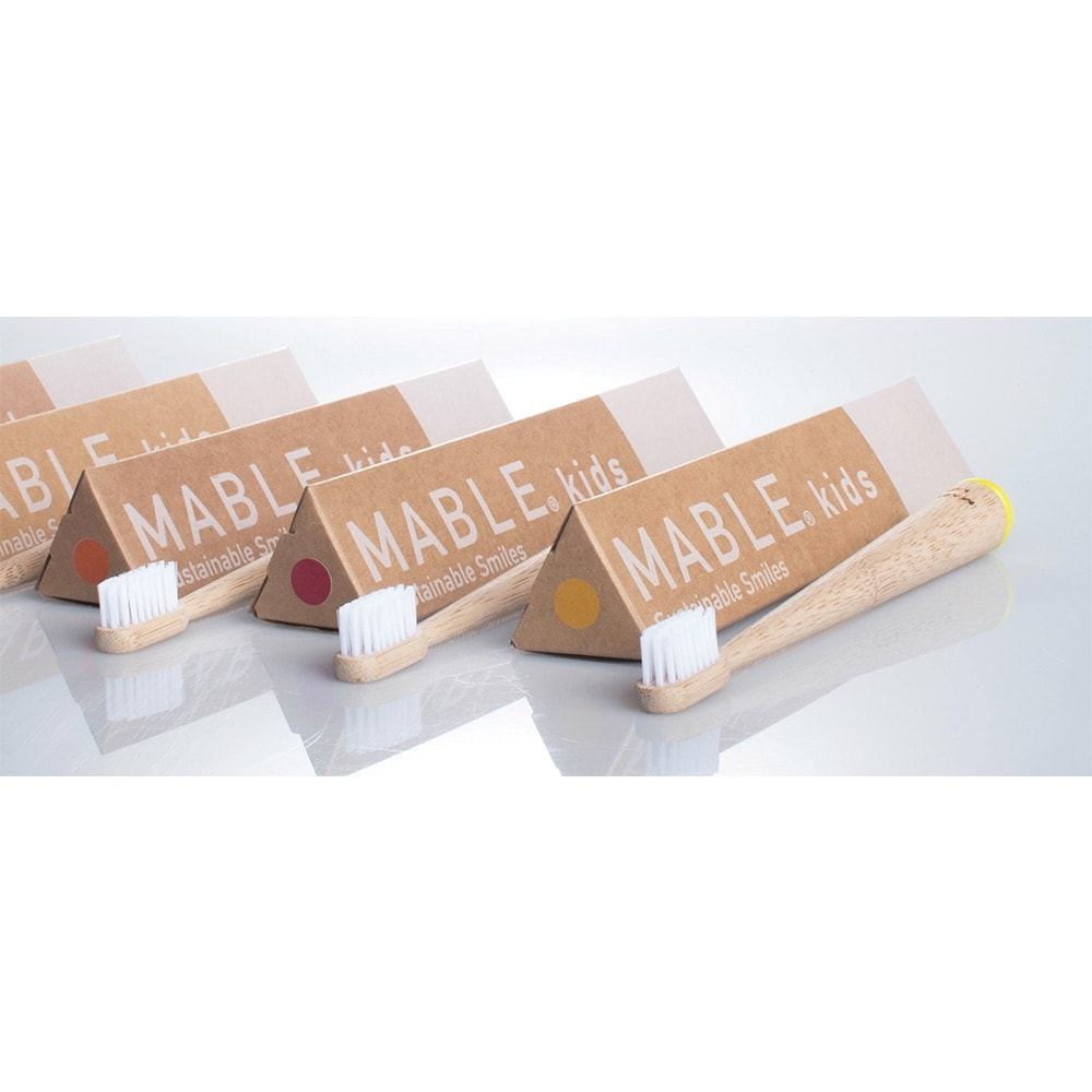 MABLE Four Pack, Brush MABLE
