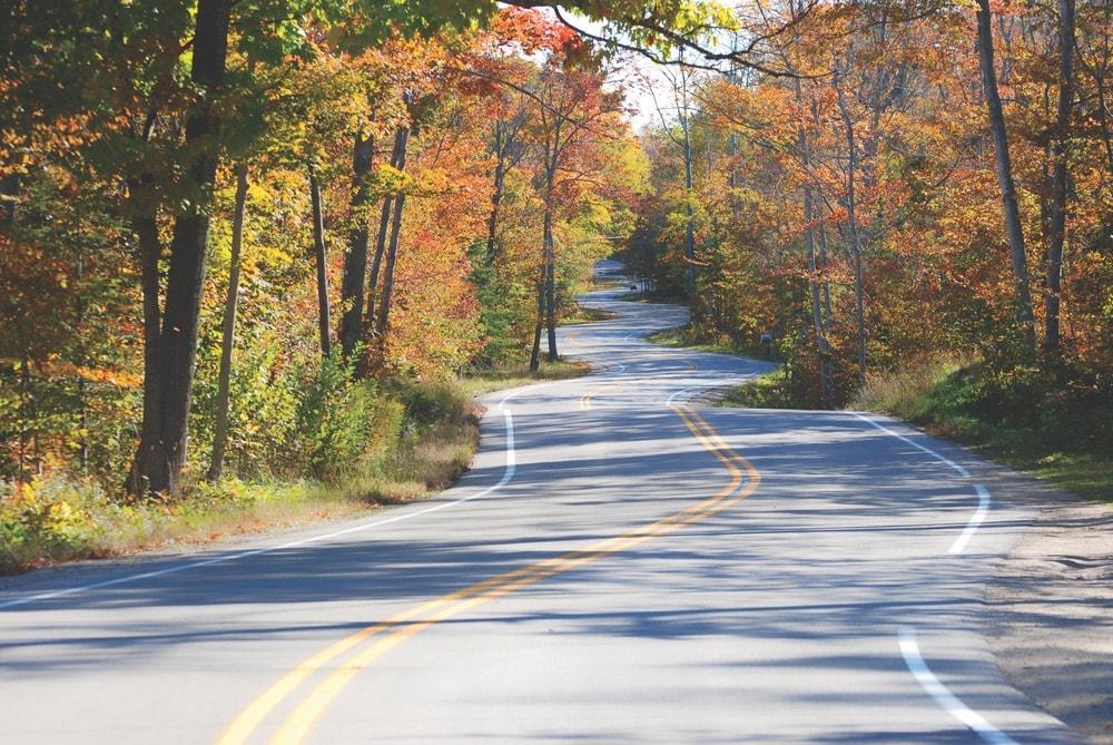 Destination Door County, Fall Foliage Destinations, Door County Wisconsin