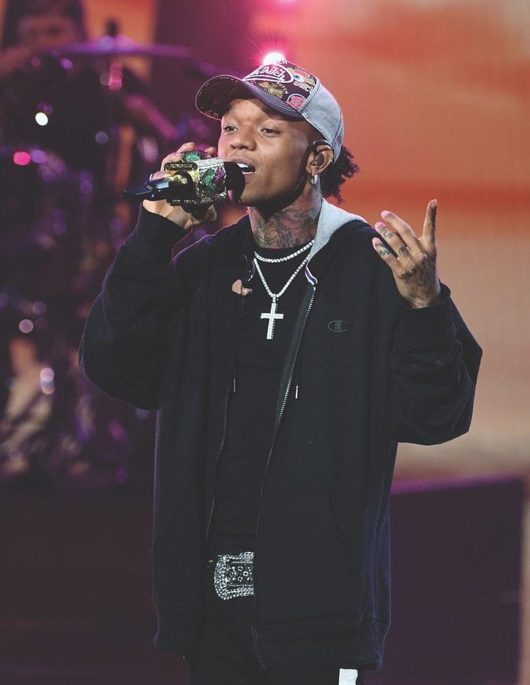 Swae Lee, 2020 Billboard Music Awards, Billboard Music Awards, Dolby Theatre, Dick Clark Productions