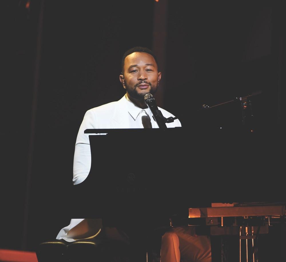 John Legend, 2020 Billboard Music Awards, Billboard Music Awards, Dolby Theatre, Dick Clark Productions