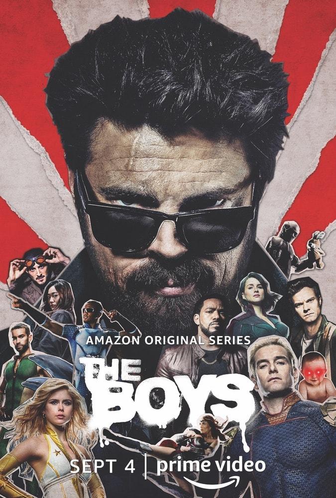 The Boys Season 2, The Boys, Amazon Studios, Amazon Prime, Amazon Prime Video, Prime Video, Amazon Original, Amazon Original Series