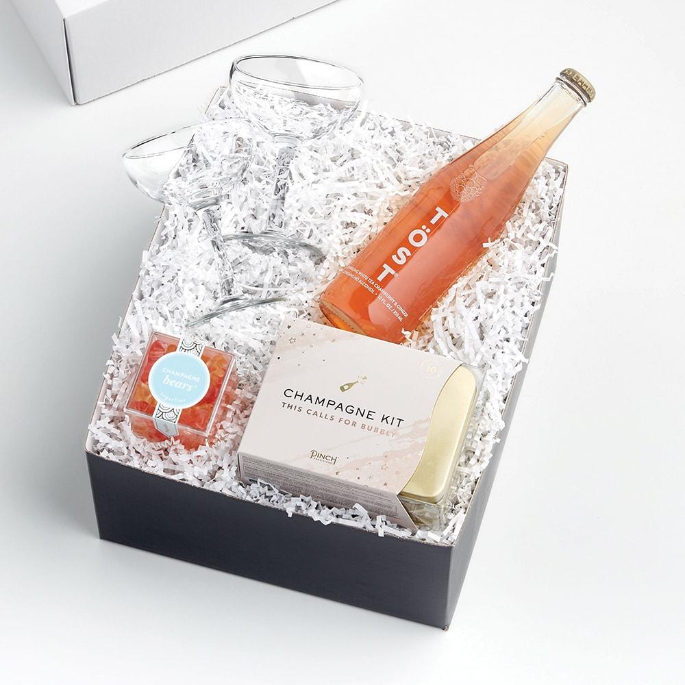 Crate & Barrel Congrats! Gift Set, VIE Magazine, C'est la VIE Curated Collection