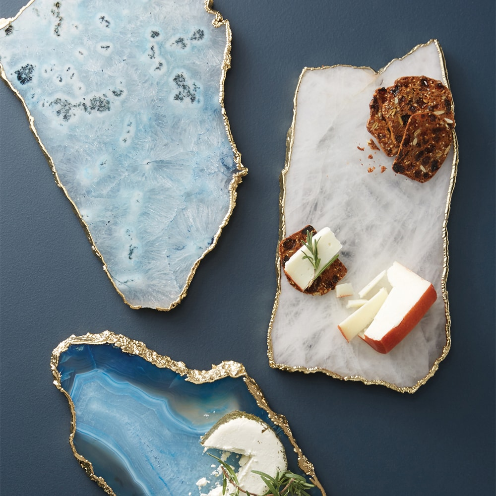 Anthropologie, Agate Cheese Board, VIE Magazine, C'est la VIE Curated Collection
