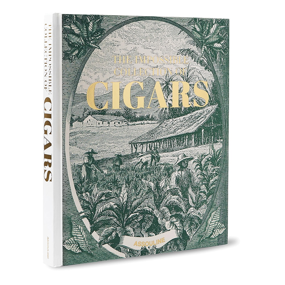 MR PORTER, Assouline The Impossible Collection of Cigars, VIE Magazine, C'est la VIE Curated Collection Hardcover Book Box Set