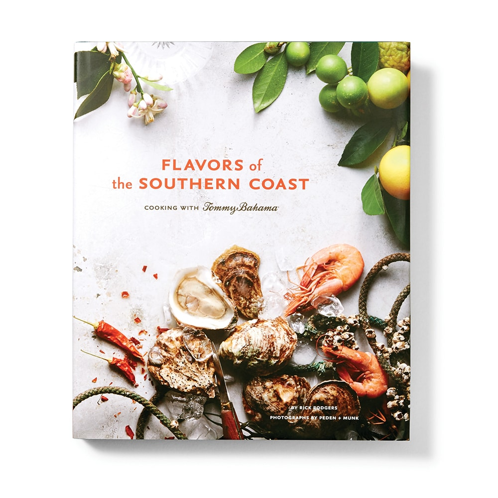 Tommy Bahama Flavors of the Southern Coast Cookbook, VIE Magazine, C'est la VIE Curated Collection