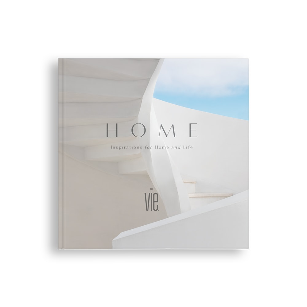 HOME–Inspirations for Home and Life by VIE, VIE Magazine, The Idea Boutique, C'est la VIE Curated Collection