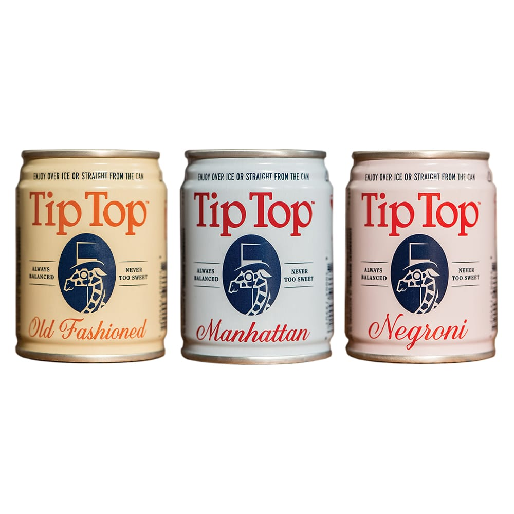 Tip Top Proper Cocktails, VIE Magazine, C'est la VIE Curated Collection