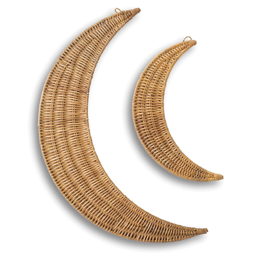 MadeTerra Crescent Moons Wall Art, VIE Magazine, C'est la VIE Curated Collection