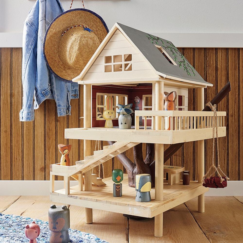 Crate & Barrel, Crate & Kids Treehouse Play Set, VIE Magazine, C'est la VIE Curated Collection