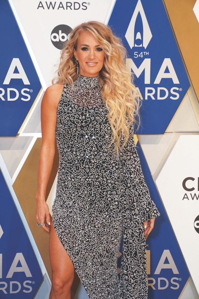 Carrie Underwood, Country Music Association, Music City Center, 54th Annual Country Music Association Awards, CMA Awards