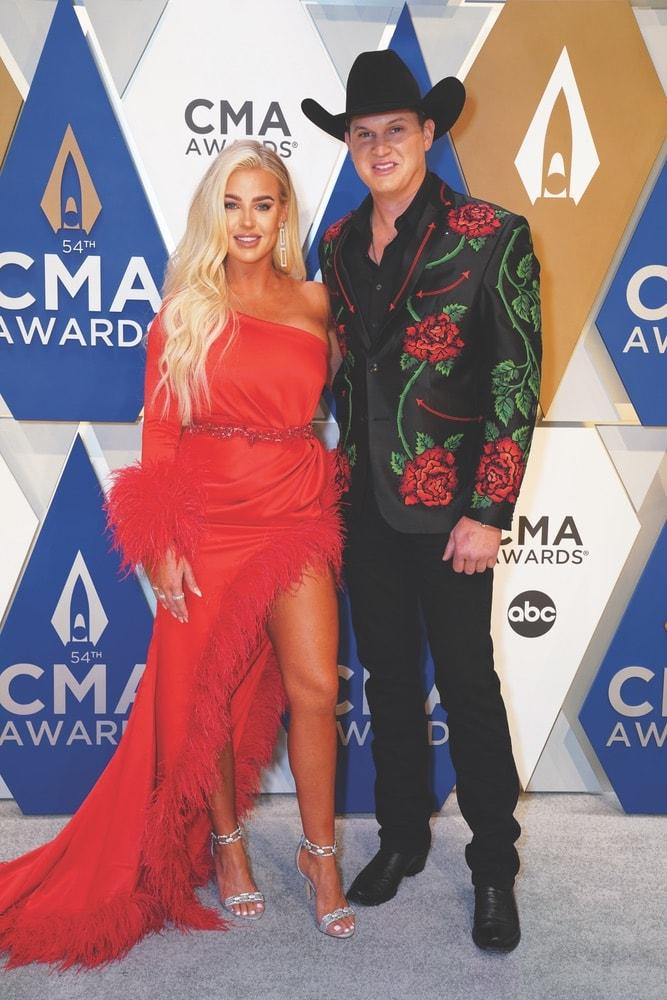 Summer Duncan, Jon Pardi, Country Music Association, Music City Center, 54th Annual Country Music Association Awards, CMA Awards
