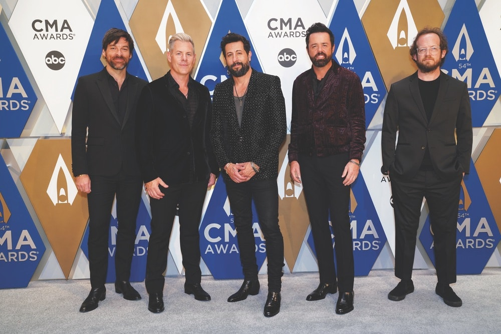 Old Dominion, Country Music Association, Music City Center, 54th Annual Country Music Association Awards, CMA Awards