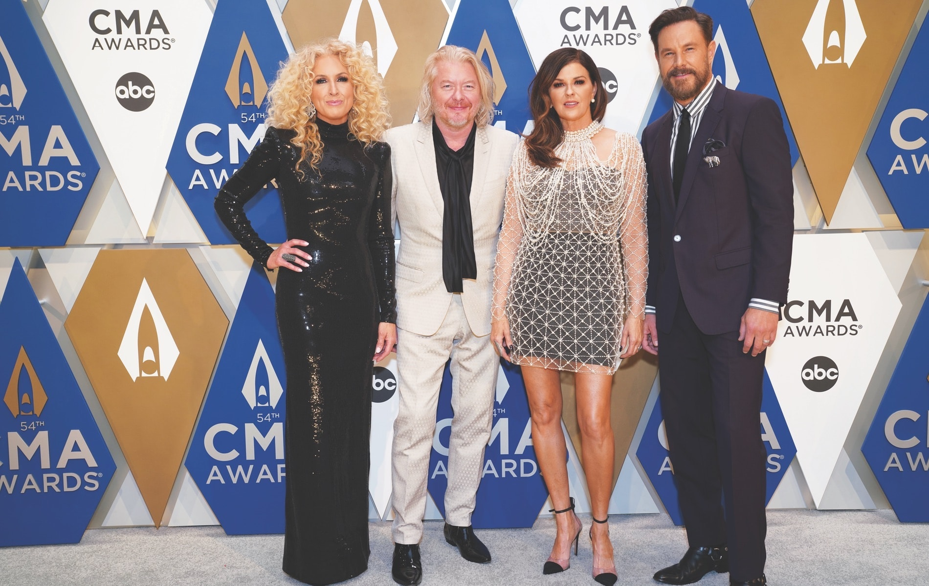 Little Big Town, Country Music Association, Music City Center, 54th Annual Country Music Association Awards, CMA Awards