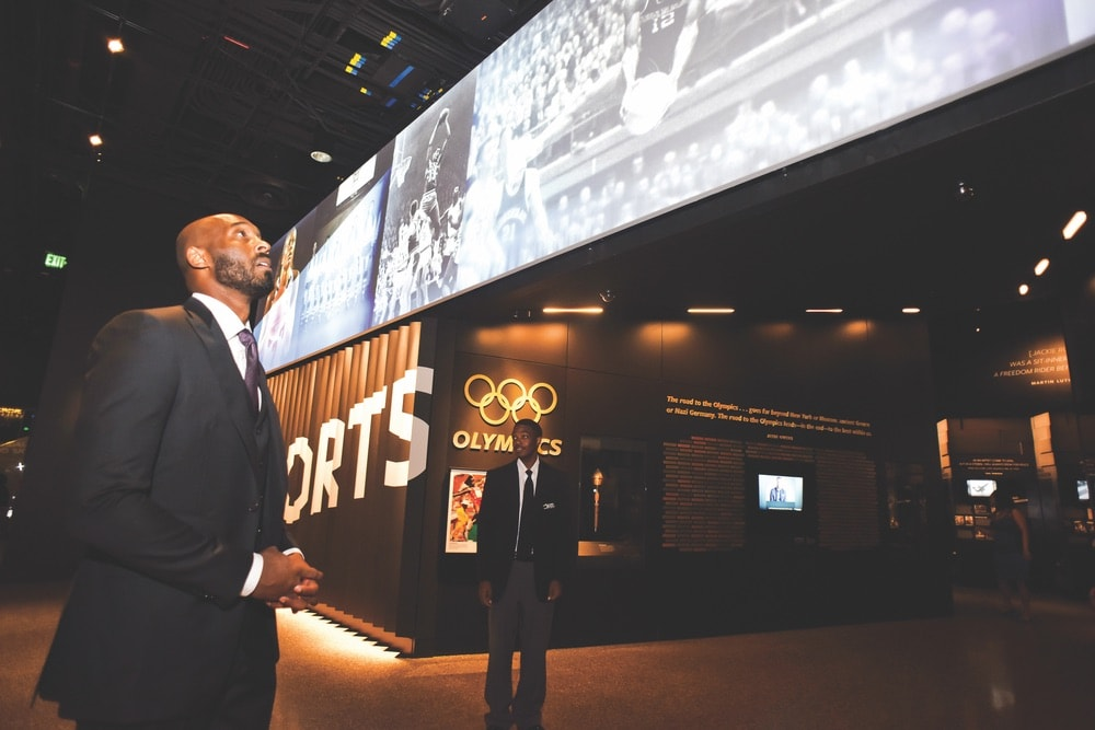 Kobe Bryant, National Museum of African American History and Culture