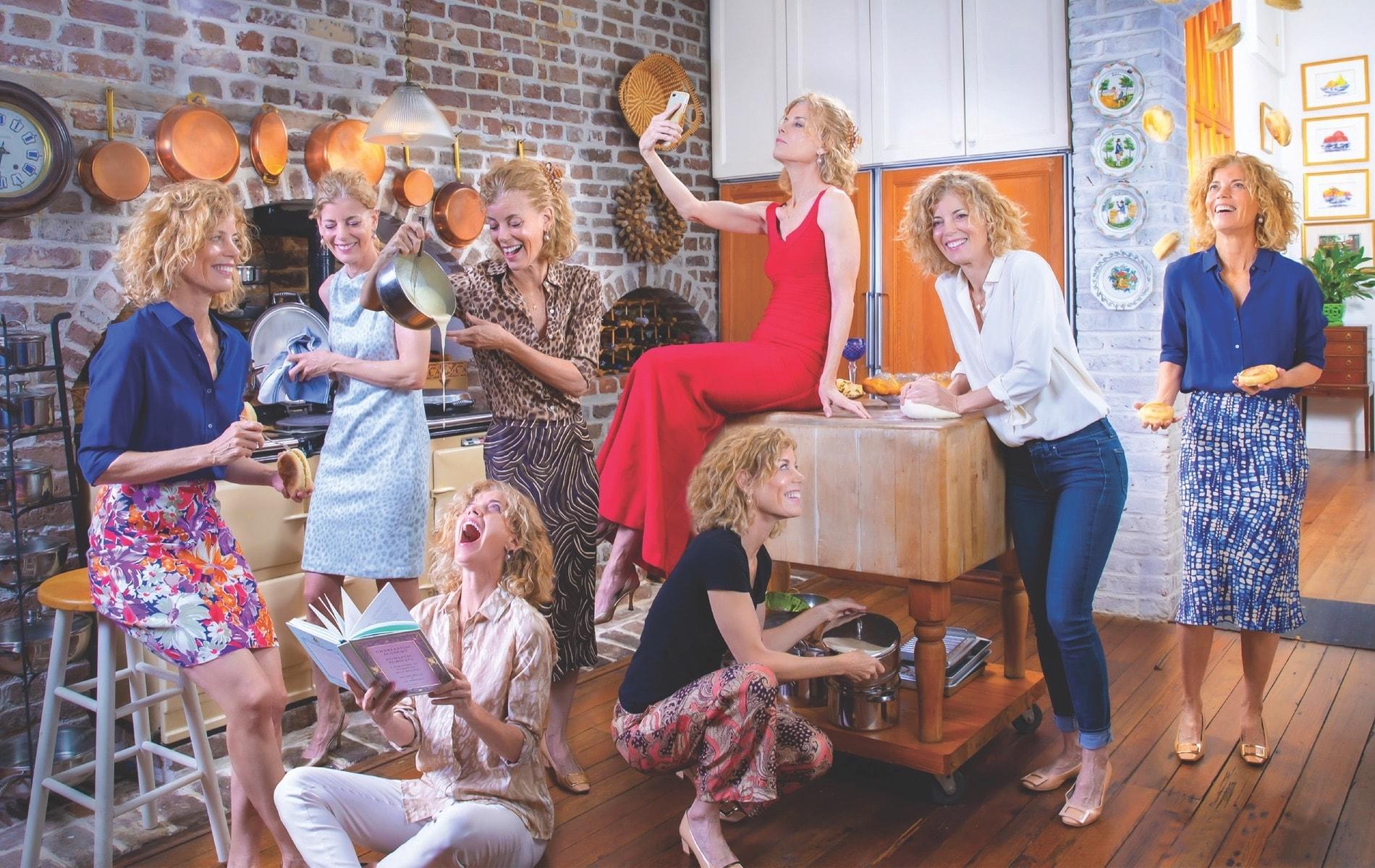 Suzanne Pollak, Charleston Academy of Domestic Pursuits