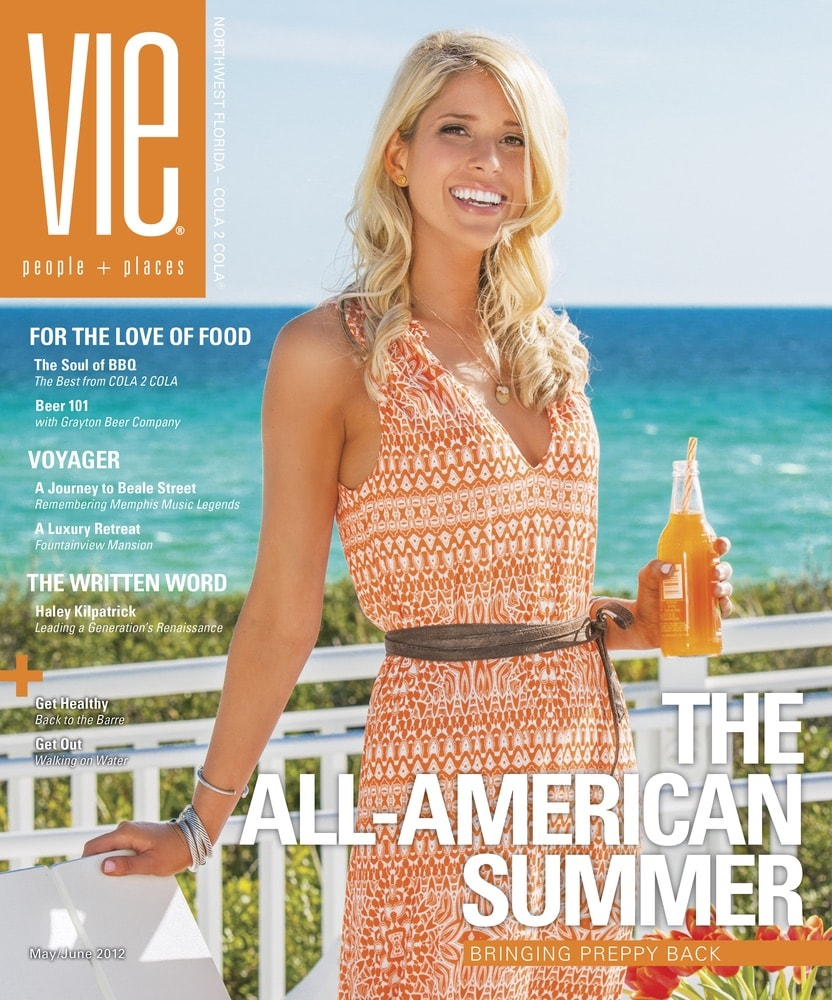 VIE Magazine, Stories with Heart and Soul, The Idea Boutique, Alys Beach