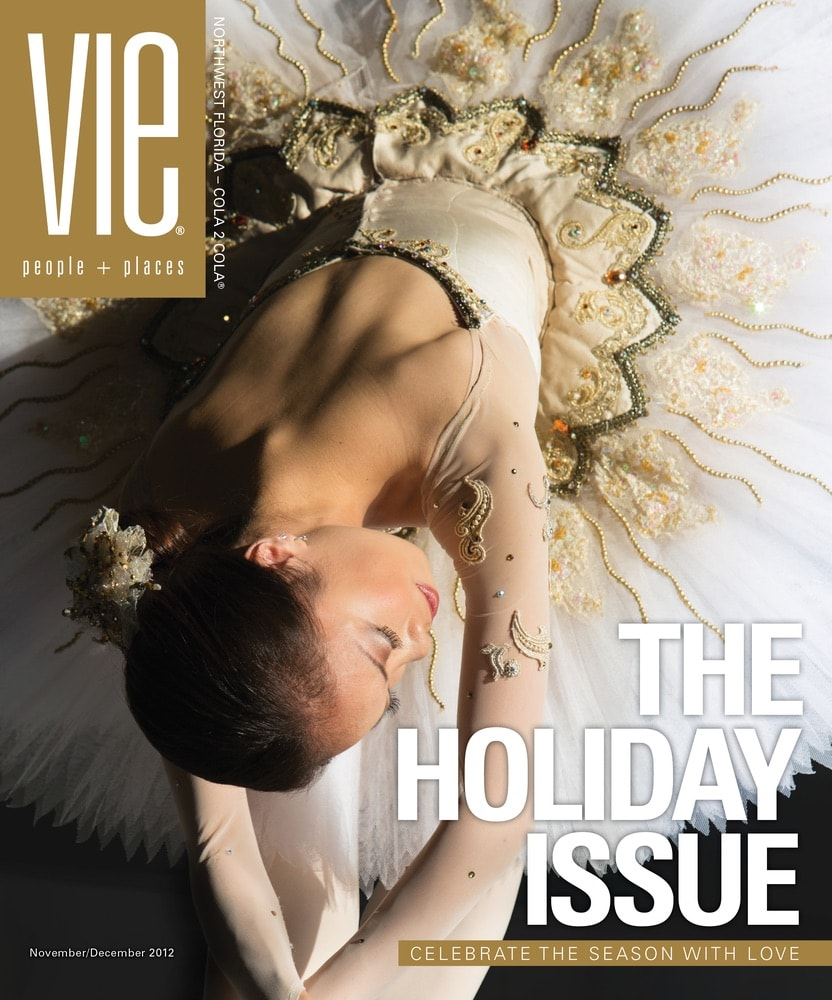 VIE Magazine, Stories with Heart and Soul, The Idea Boutique, Northwest Florida Ballet