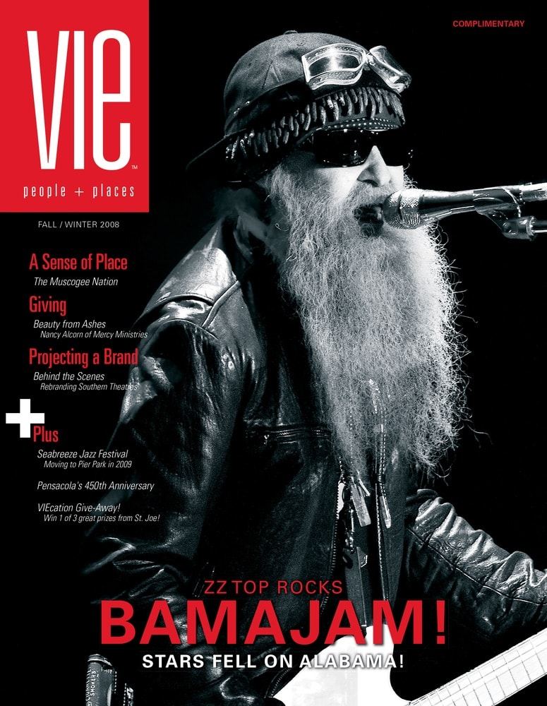 VIE Magazine, Stories with Heart and Soul, The Idea Boutique, ZZ Top