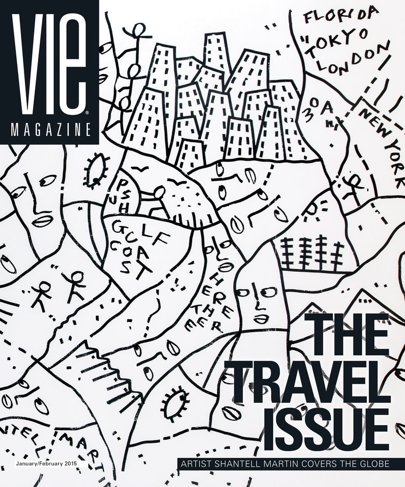 VIE Magazine, Stories with Heart and Soul, The Idea Boutique, Shantell Martin