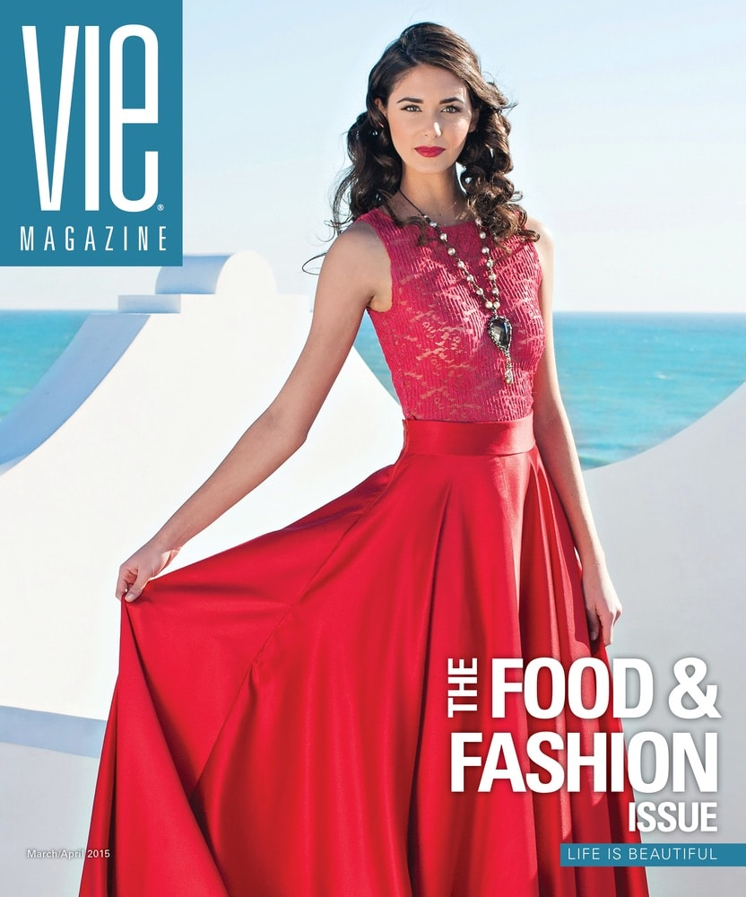 VIE Magazine, Stories with Heart and Soul, The Idea Boutique, Romey Roe