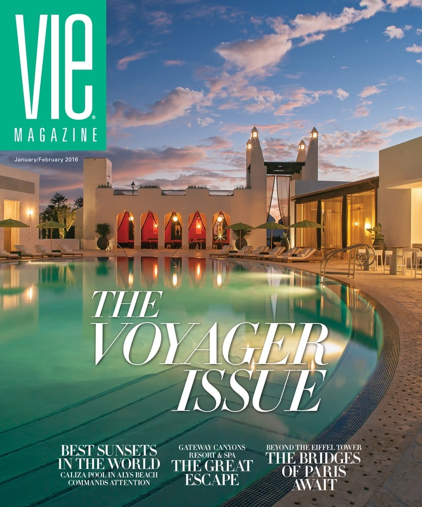 VIE Magazine, Stories with Heart and Soul, The Idea Boutique, Alys Beach, Caliza Restaurant