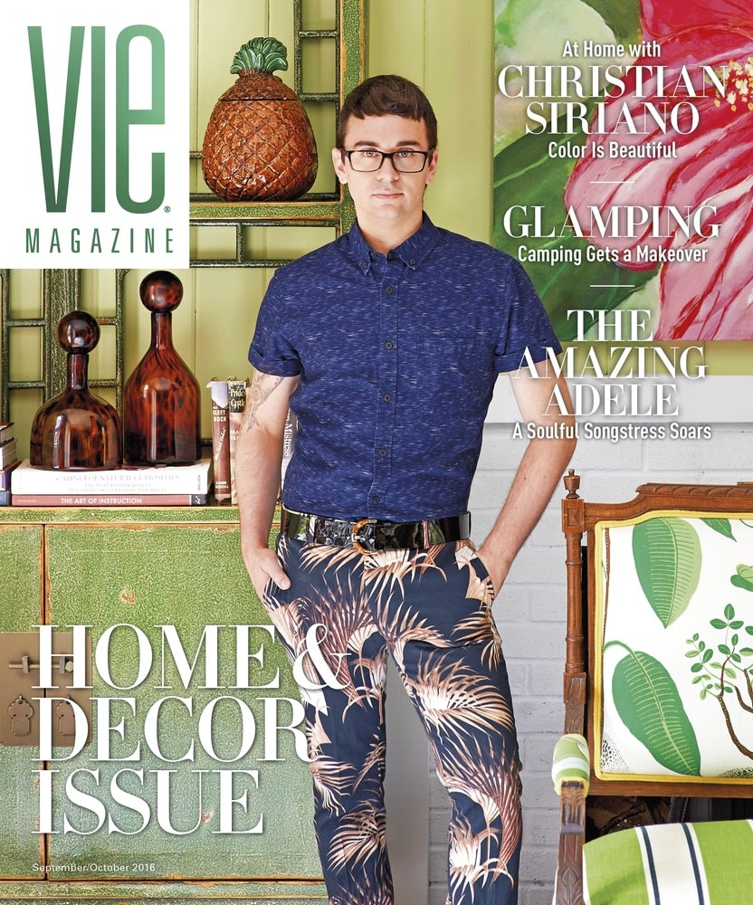VIE Magazine, Stories with Heart and Soul, The Idea Boutique, Christian Siriano