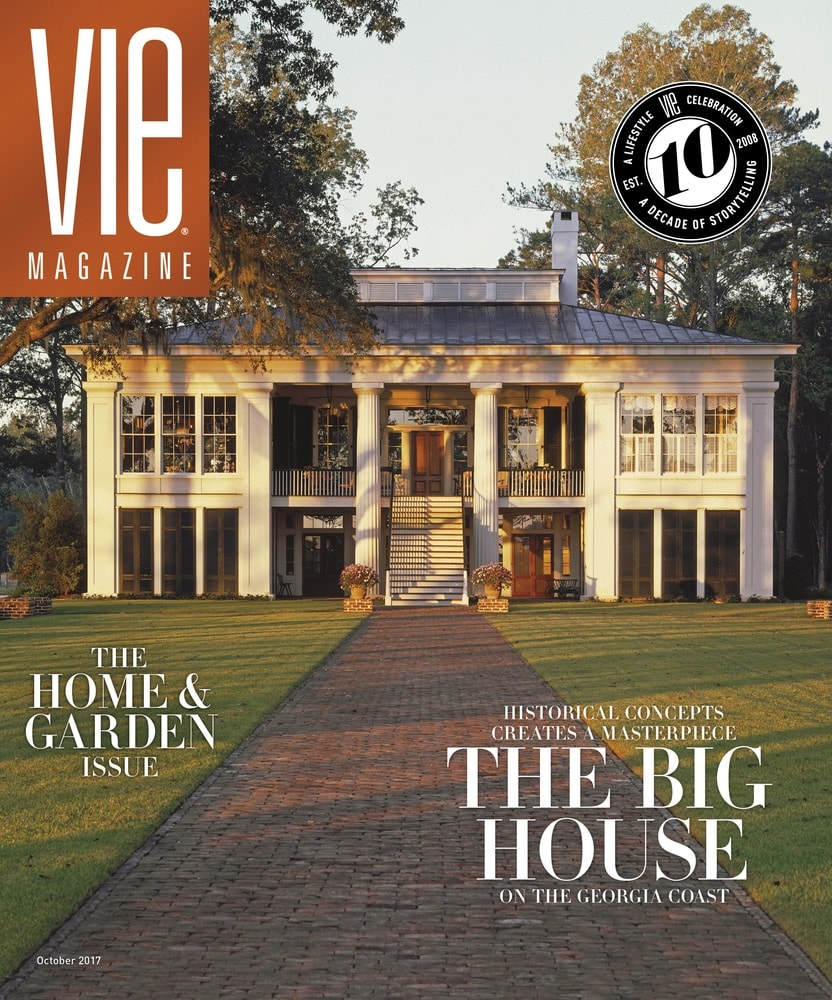 VIE Magazine, Stories with Heart and Soul, The Idea Boutique, Hampton Island