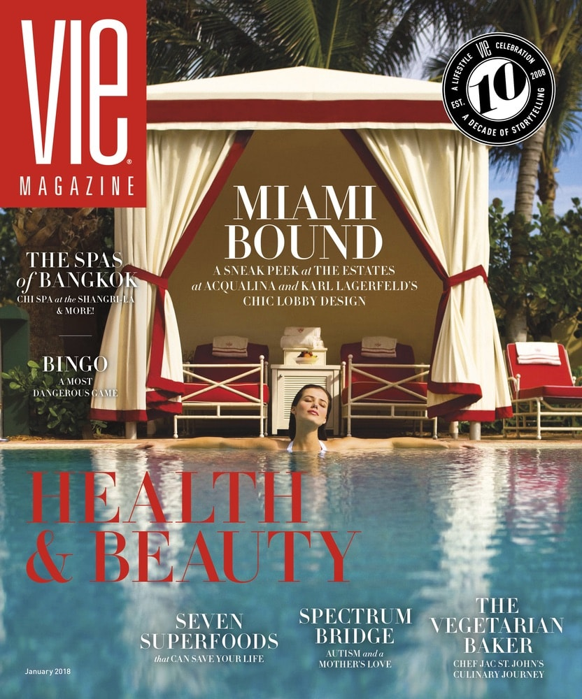 VIE Magazine, Stories with Heart and Soul, The Idea Boutique, Acqualina Resort
